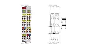 KL2545 | 2-Kanal-Pulsweitenstromklemme ±3,5 A, 50 V DC