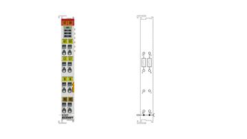 KL2622   2-Kanal-Relais-Ausgangsklemme, potenzialfreie Schließer