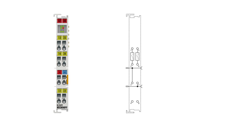KL2692   Cycle monitoring terminal (watchdog)