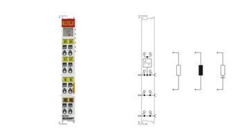 KL2761 | 1-channel universal dimmer terminal 230 V AC, 600 VA (W)