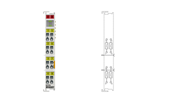 KL2794   4-channel digital output terminal 30 V AC/DC, 2A, potential-free
