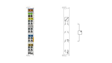 KL4002 | 2-Kanal-Analog-Ausgangsklemme 0…10 V