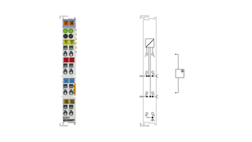 KL4012   2-Kanal-Analog-Ausgangsklemme 0…20 mA
