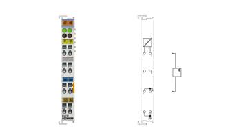 KL4132 | 2-channel analog output terminal -10…+10V