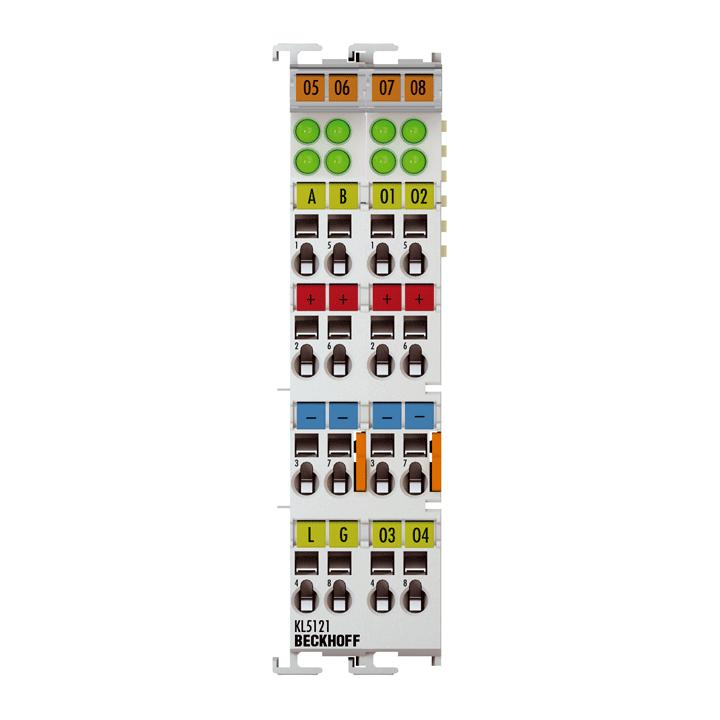 KL5121   4-channel linear path control