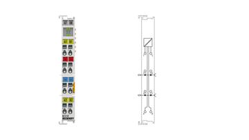 KL5152 | 2-channel incremental encoder interface