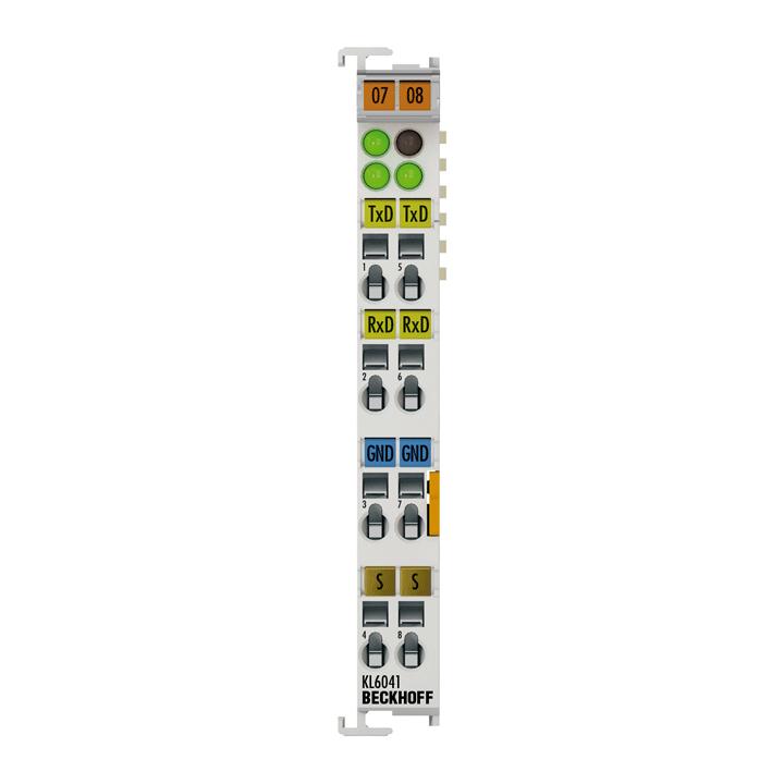 KL6041 | Serielle Schnittstelle RS422/RS485