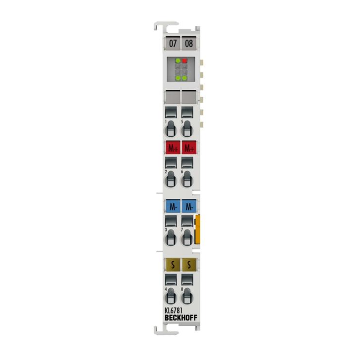 KL6781 | M-Bus master terminal