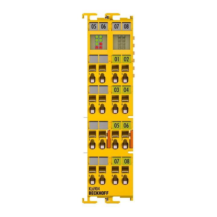 KL6904 | TwinSAFE Logic Bus Terminal