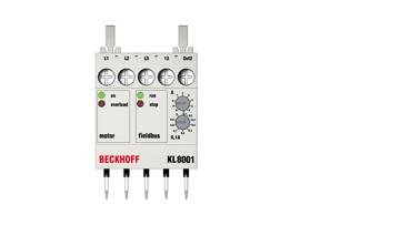 KL8001 | Powerklemme für Siemens-Schütz, Baureihe Sirius 3R