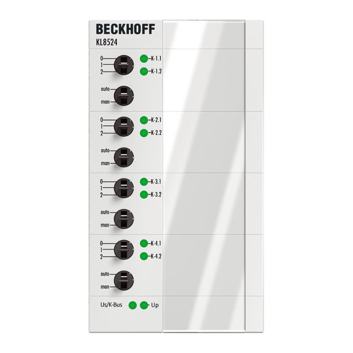 KL8524 | 4 x 2-channel digital output module