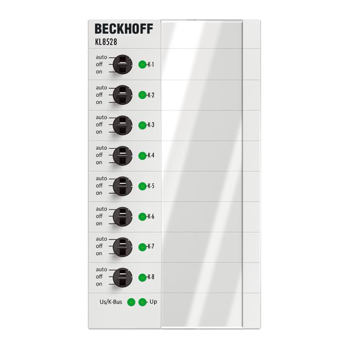 KL8528 | 8-channel digital output module