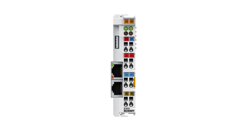 KL9050 | Klemmenbusverlängerungs-Kopplerklemme