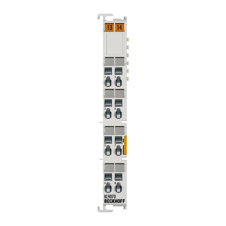 KL9070 | Shield terminal