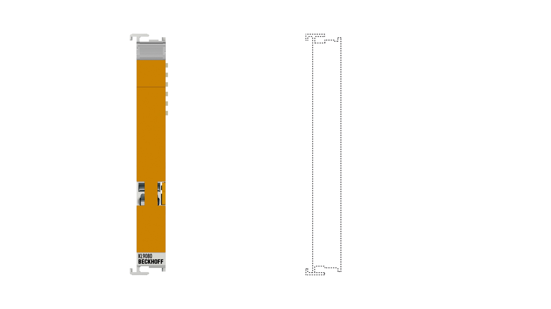 KL9080 | Separation terminal