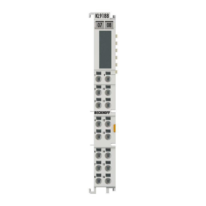 KL9188 | Potential distribution terminal, 16x 24VDC