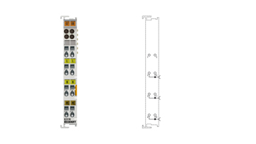 KL9190 | Potential supply terminal, any voltage up to 230 V AC