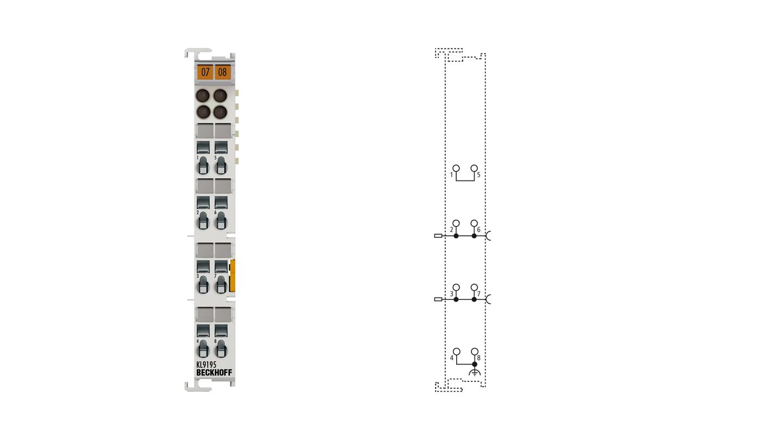 KL9195 | Shield terminal