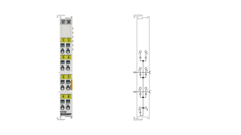 KL9302 | Diode array terminal