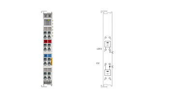 KL9540-0010 | System terminal, surge filter field supply for analog terminals