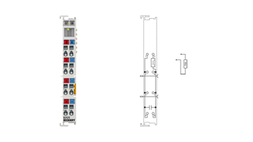 KL9570 | Buffer capacitor terminal