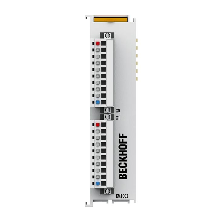 KM1002 | 16-channel digital input 24VDC
