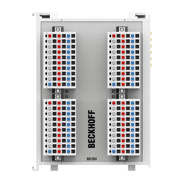 KM1004   32-channel digital input 24VDC