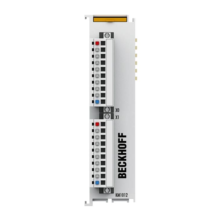 KM1012 | 16-channel digital input 24VDC