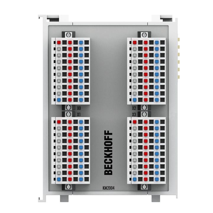 KM2004 | Bus Terminal module, 32-channel digital output, 24VDC, 0.5A