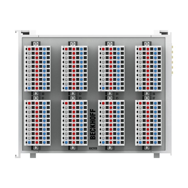 KM2008 | 64-Kanal-Digital-Ausgang 24 V DC, 0,5 A