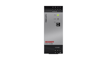 PS1011-2410-0000 | Power supply PS1000; output: 24VDC, 10A; input: AC100…240V, 1-phase