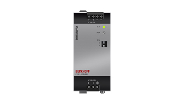 PS1011-2420-0000 | Power supply PS1000; output: 24VDC, 20A; input: AC100…240V, 1-phase