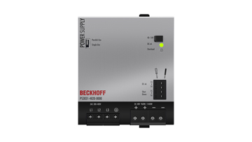 PS3031-4820-0000 | Power supply PS3000; output: 48VDC, 20A; input: 3 AC380…480V, 3-phase