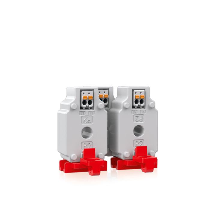 SCT1111   Mini-Durchsteck-Stromwandler für Primärströme 32…64A, Genauigkeitsklasse1