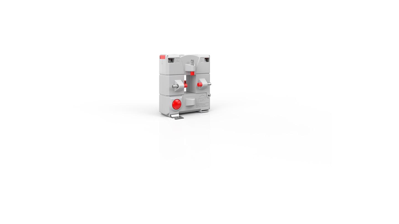 SCT7125 | Stromschienen-Klappstromwandler für Primärstrom 400A, Genauigkeitsklasse0,5