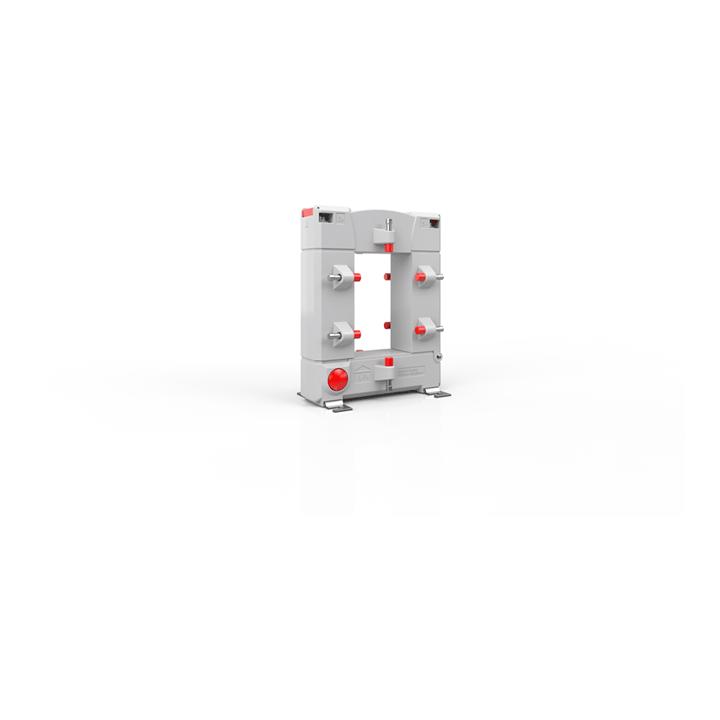 SCT7215 | Stromschienen-Klappstromwandler für Primärströme 500/600A, Genauigkeitsklasse1